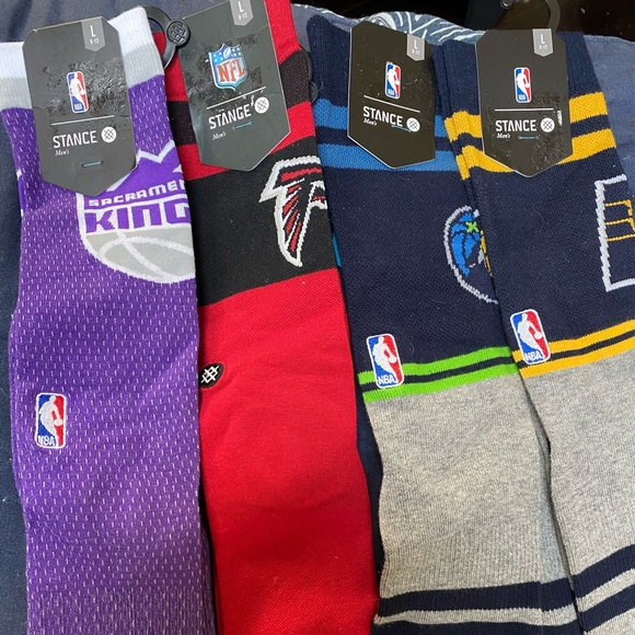 Stance Other - Set of Four Pair of Stance Socks